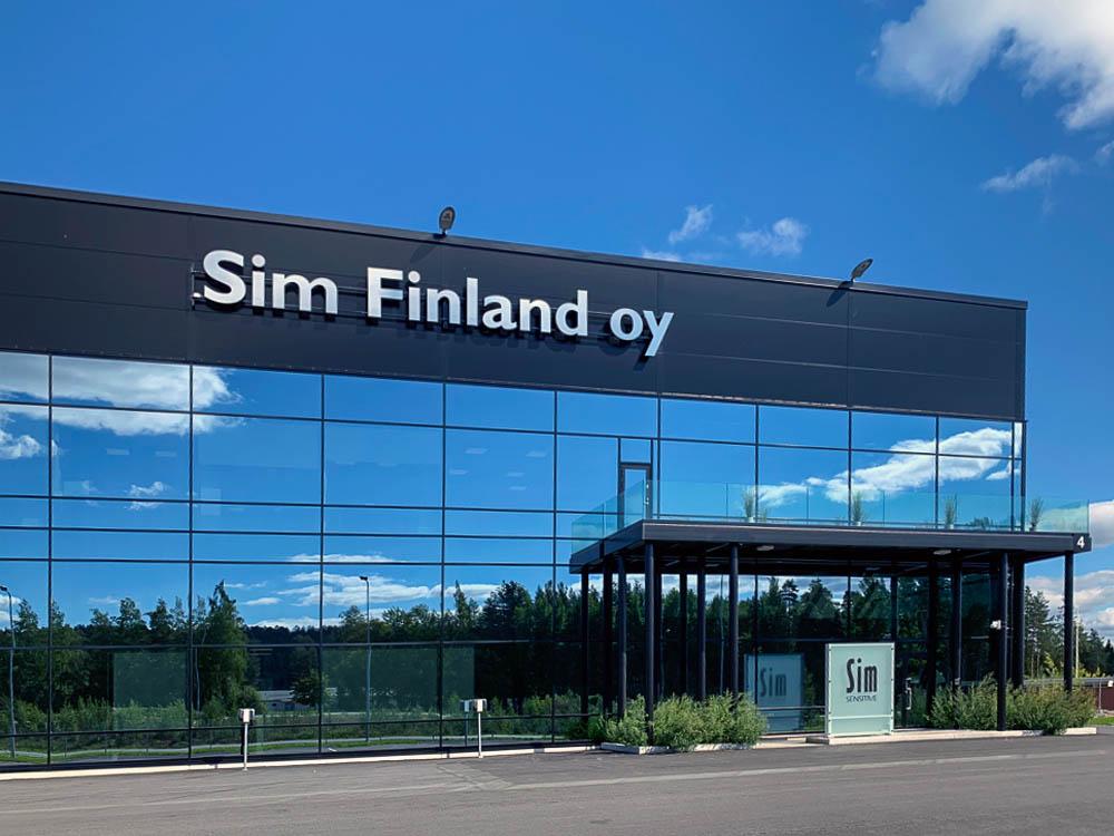 SIM FINLAND OY
